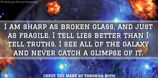 Carve the Mark quote