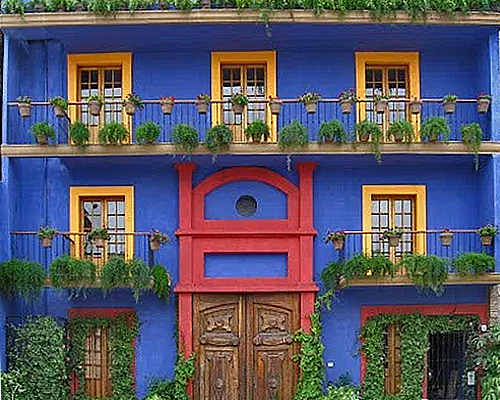 Casa Azul - Monterrey, Mexico
