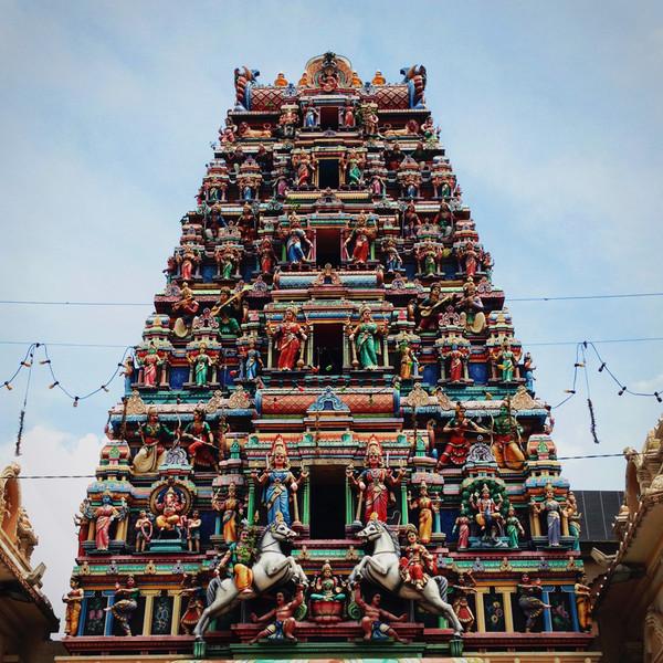 mahamariamman temple