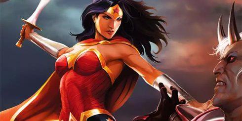 Wonder Woman Commemorative Edition