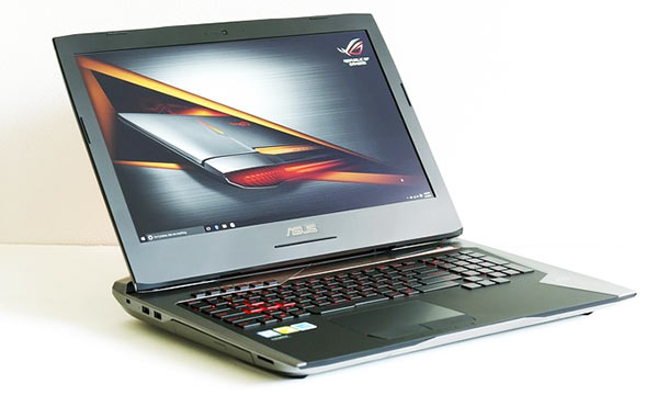 ASUS ROG G752VS review