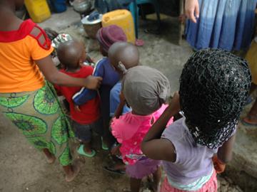 ETFL Eat To Feed Liberians Africa
