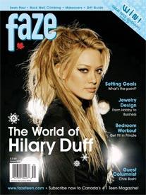Issue 22 Hilary Duff