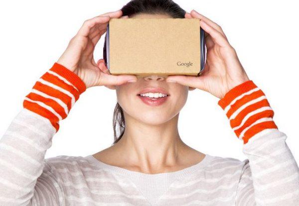 VR Gadgets Google Cardboard