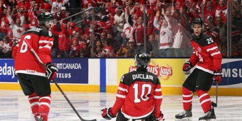 Hockey Team canada