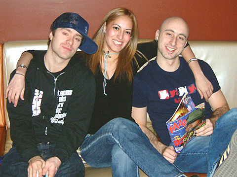 Simple Plan Maya Chendke