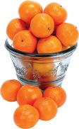 Oranges Tangerines