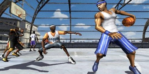 nba street vol. 2 ft. nelly