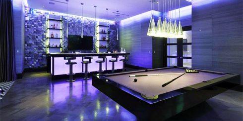 renovate your basement modern