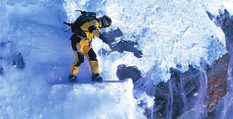 Extreme Snowboarding