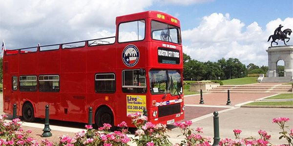 Houston City Tour Bus