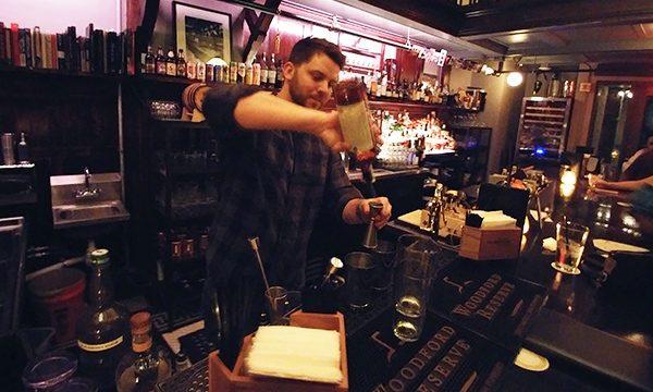 Houston Watch Co bar