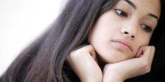 Depression Girl Sad