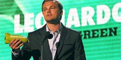 Leonardo DiCaprio Green