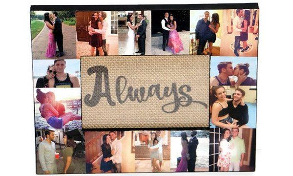 Photo Collage Boyfriend Girlfriend