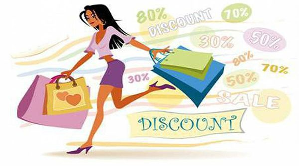 bitcoin shopping sale discount