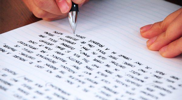 Essay Writing Study