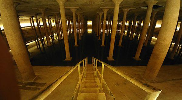 Houston Cistern
