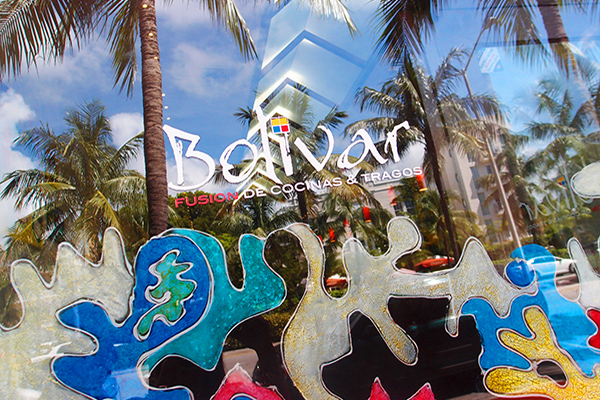 Miami Culinary Tour - Bolivar