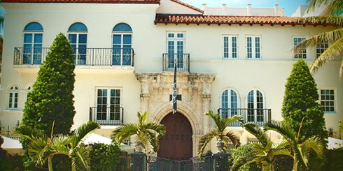 Miami Architecture Art - Versace Mansion