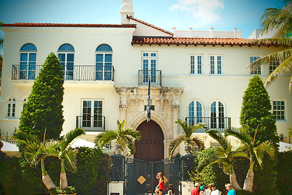 Miami Architecture Art - Versace Mansion