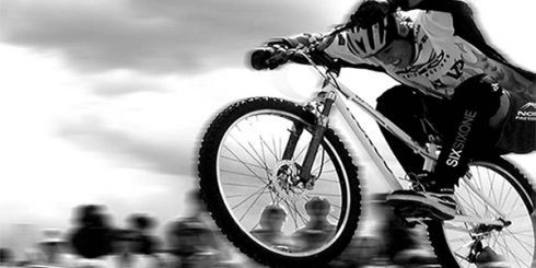 Ryan Leech Trials Riding
