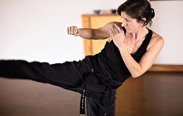 Susan Schorn Self Defence