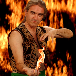 Tim Cridland Fire Eater King of Pain