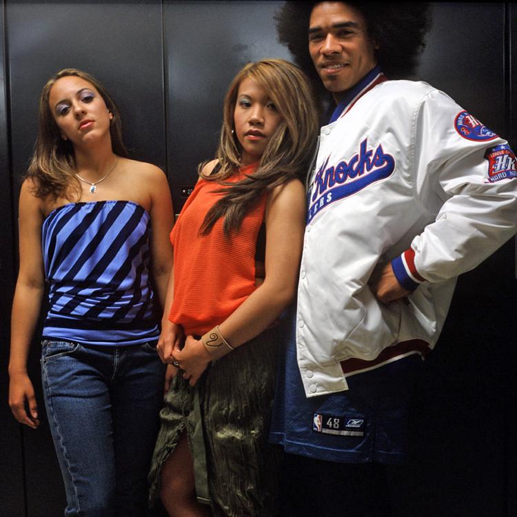 Hip Hop Style Fall Fashion Shoot