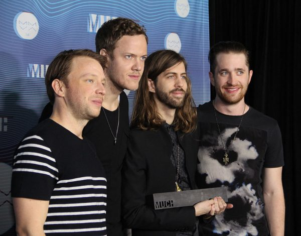 MMVA 2018 Winners - Imagine Dragons