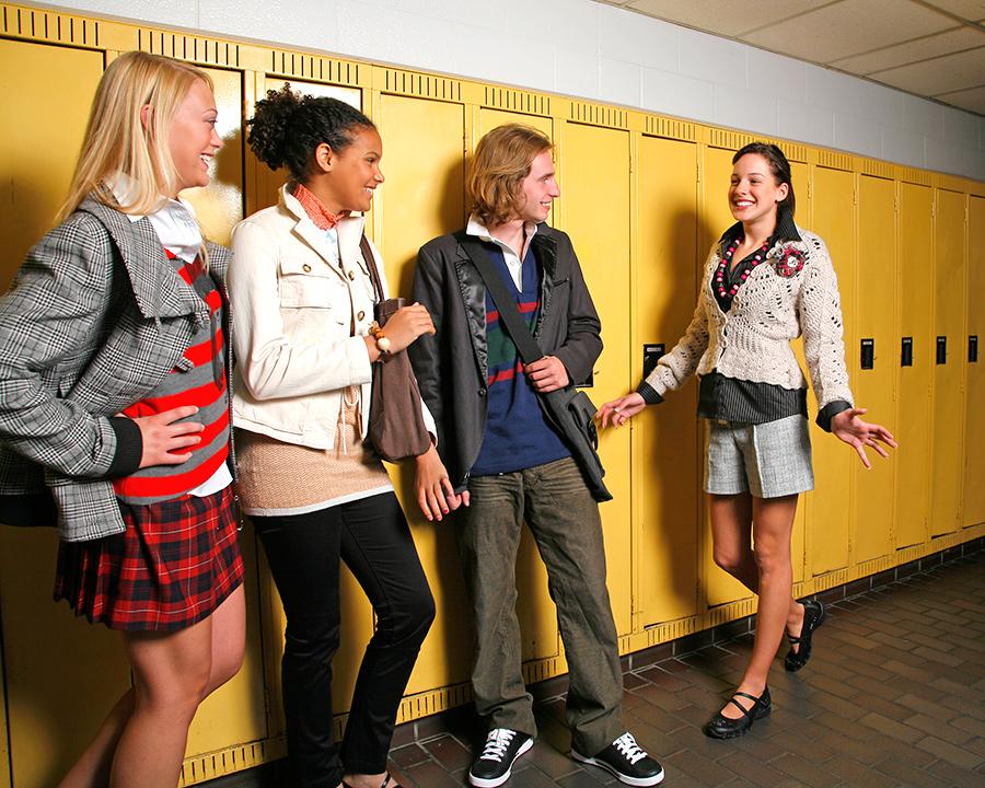 Back-to-School Fashion Photoshoot