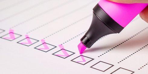 checklist manager