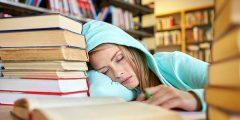 Sleep Study Student