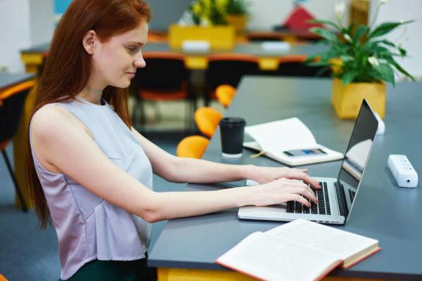 working girl laptop