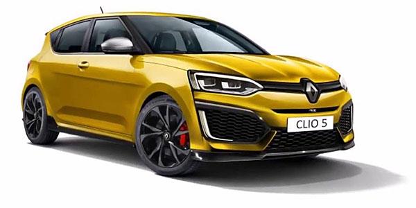 2019 Renault Clio Supermini