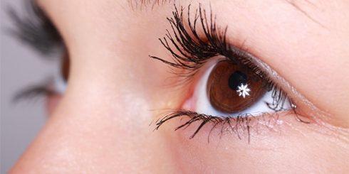 feature eyelashes