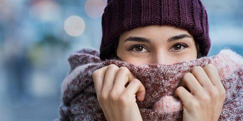 Winter Scarf Skin
