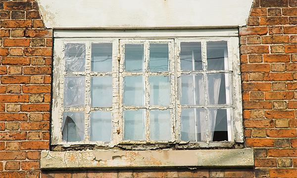 replacing broken window