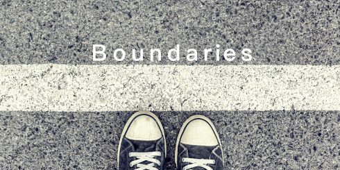 Setting boundaries in conversation