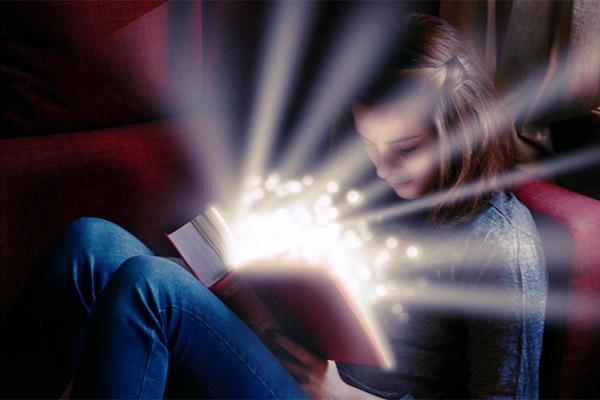 classic literature - reading books