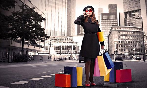 shopping trip