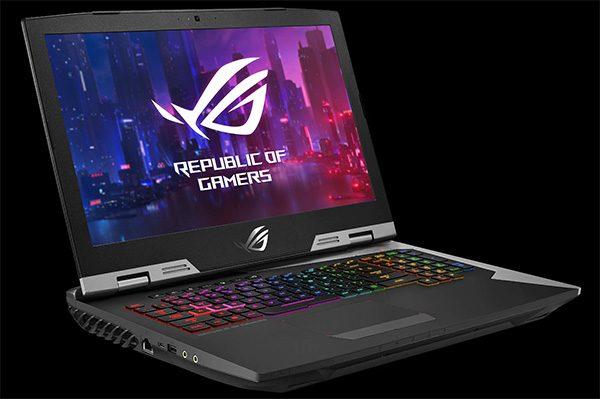 ASUS ROG G703 laptop