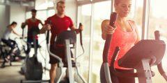 Getting In Shape - Elliptical - Treadmill