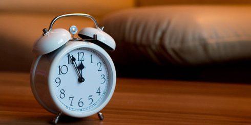 alarm clock keep you up