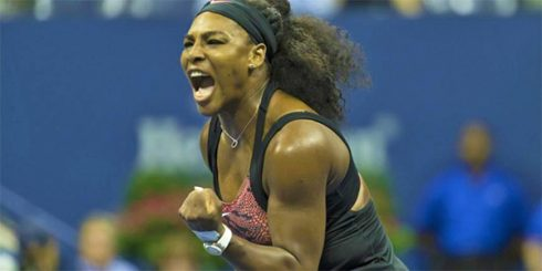 Serena Tennis Pay