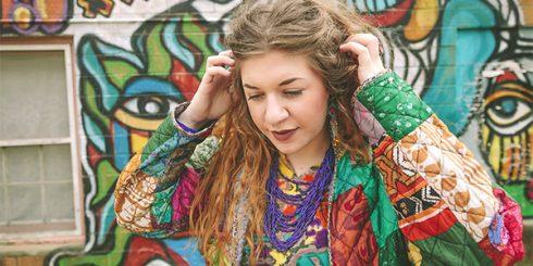 colour jacket harlequin