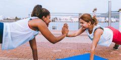 fitness goals girls
