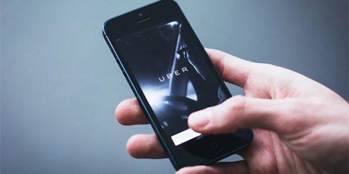 mobile app uber