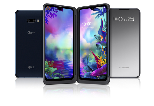 LG G8X ThinQ Dual Screen