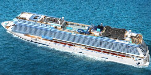 norwegian bliss cruise ship go karting